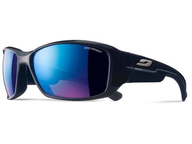Julbo Whoops Spectron 3CF Okulary przeciwsłoneczne, shiny black-blue